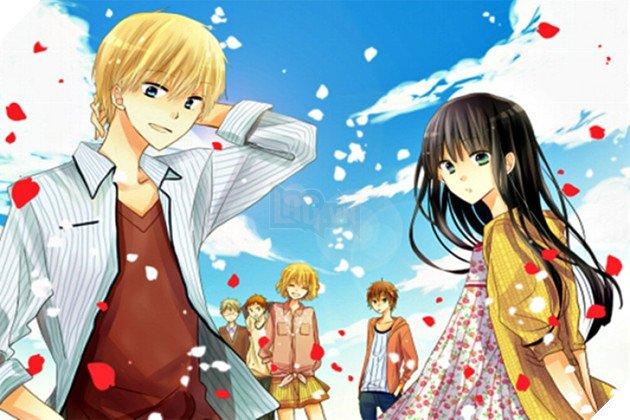 Top 10 Anime tình cảm lãng mạn nhất mà fan không nên bỏ qua 6