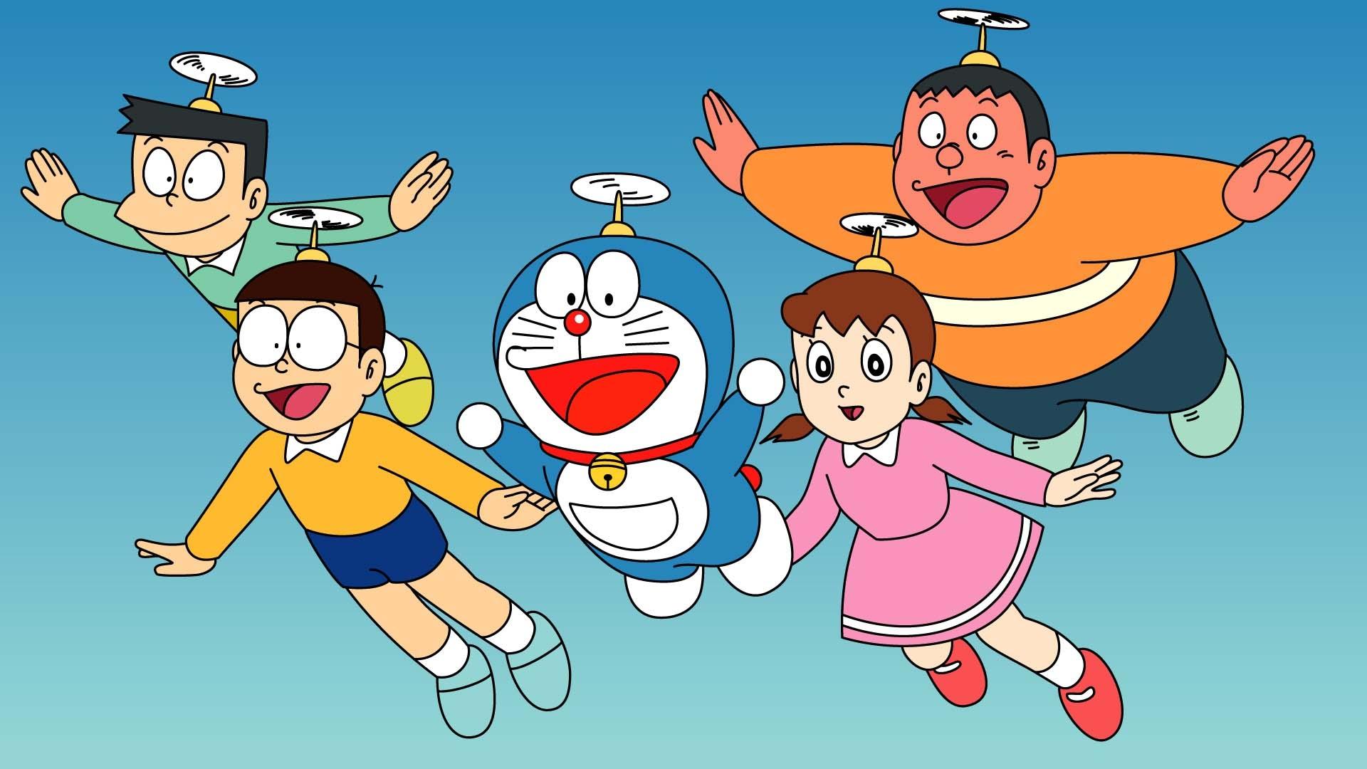 Top truyện Doraemon hay