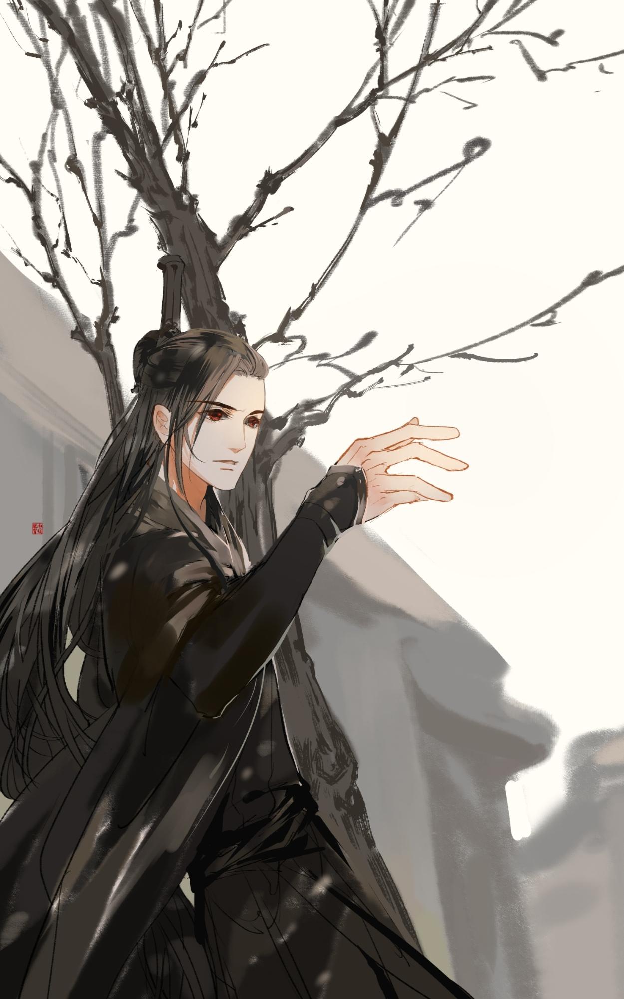 Ảnh Hạ Huyền x Sư Thanh Huyền (Song Huyền / Thiên Quan Tứ Phúc) – Xích  Luyện Động