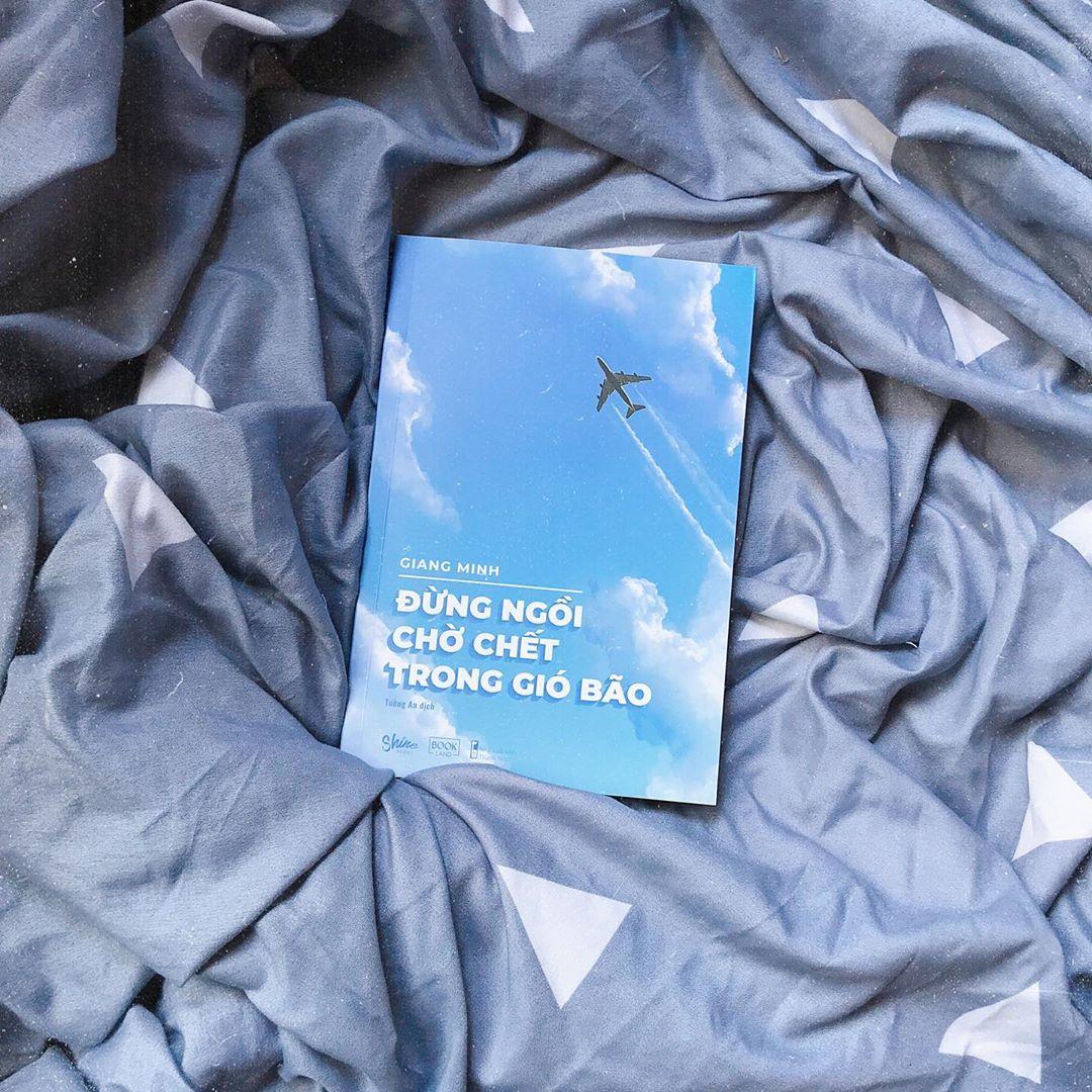 Review Sách: Đừng ngồi chờ chết trong gió bão – Lai Up