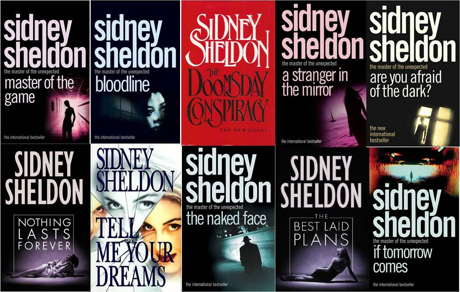 SPOTLIGHT ON… Sidney Sheldon, part 3 | Sidney sheldon, Sidney sheldon  books, Sheldon