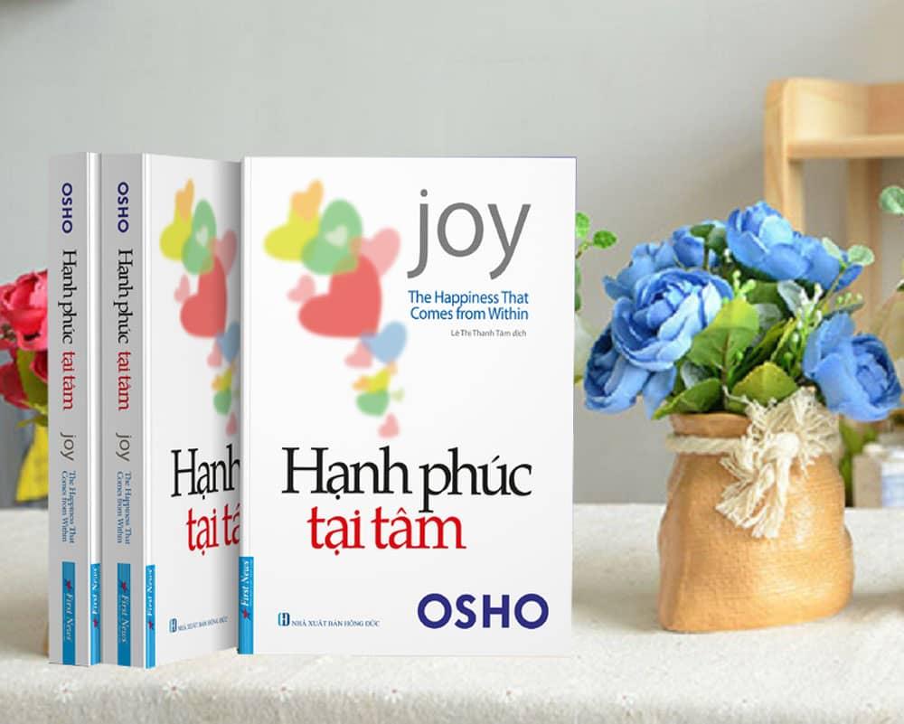 Review sách - Hạnh Phúc Tại Tâm - Osho - sachmot.com