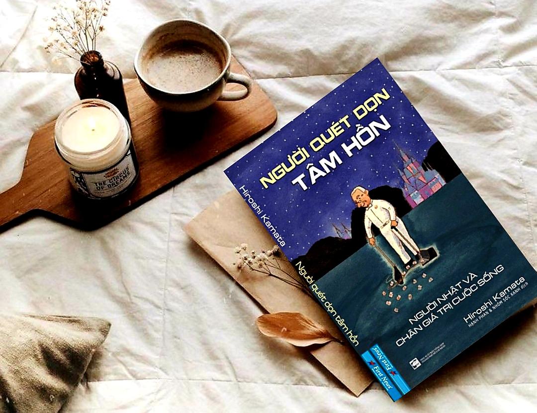 Trích Dẫn Sách Hay] - Người Quét Dọn Tâm Hồn - Hiroshi Kamata - Bài H