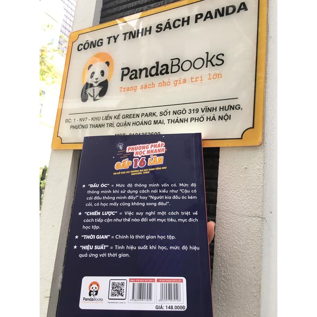 Sách - Combo 2 cuốn Phương pháp học nhanh gấp 16 lần - Truyện Kiều -  Pandabooks | Shopee Việt Nam