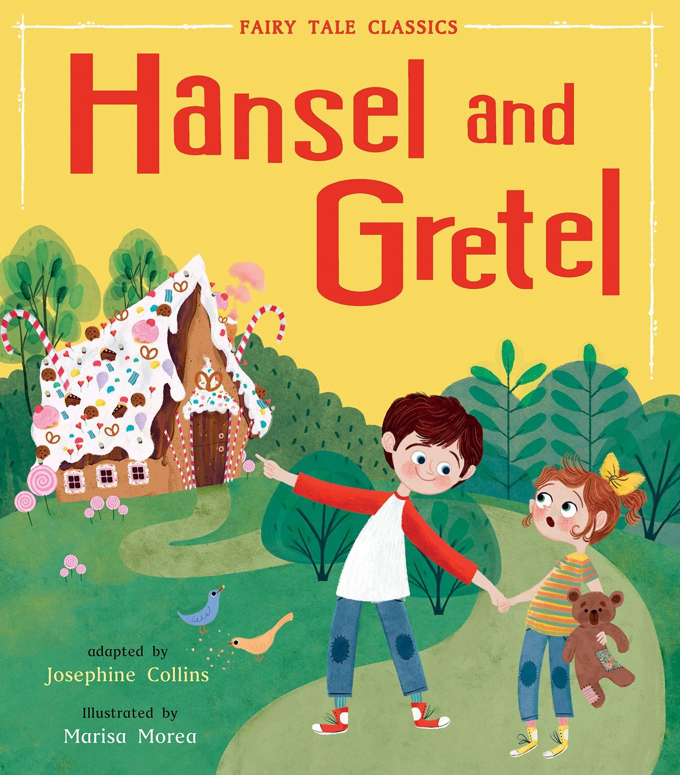 Hansel and Gretel (Fairy Tale Classics): Tiger Tales, Morea, Marisa:  9781680101072: Amazon.com: Books