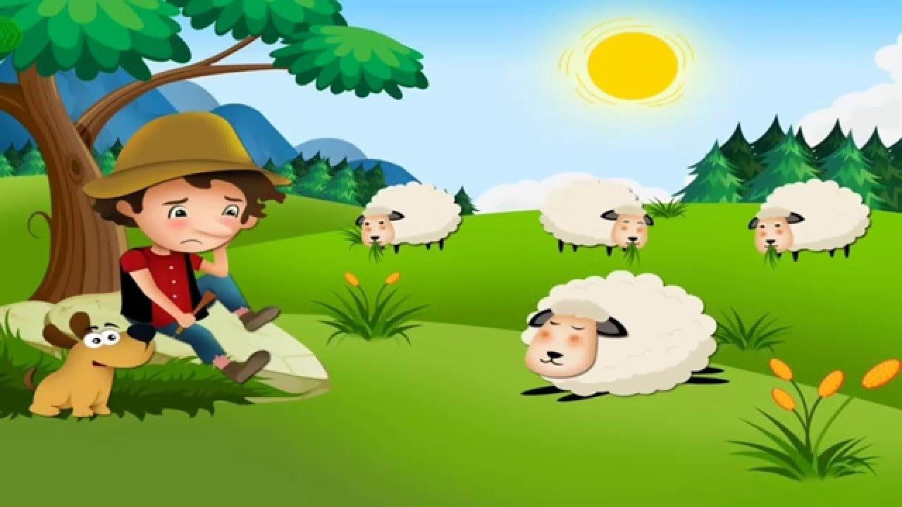 Chú Bé Chăn Cừu và Con Cáo