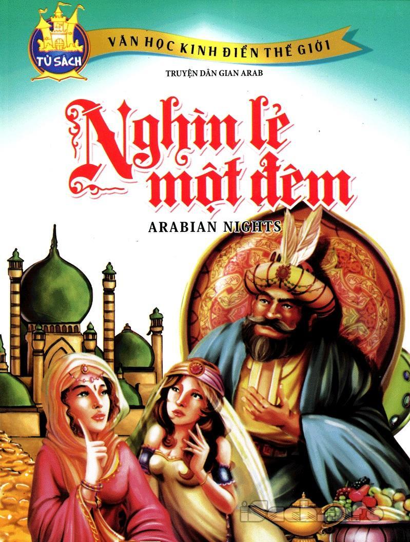 Nghìn Lẻ Một Đêm - Antoine Galland # mobile